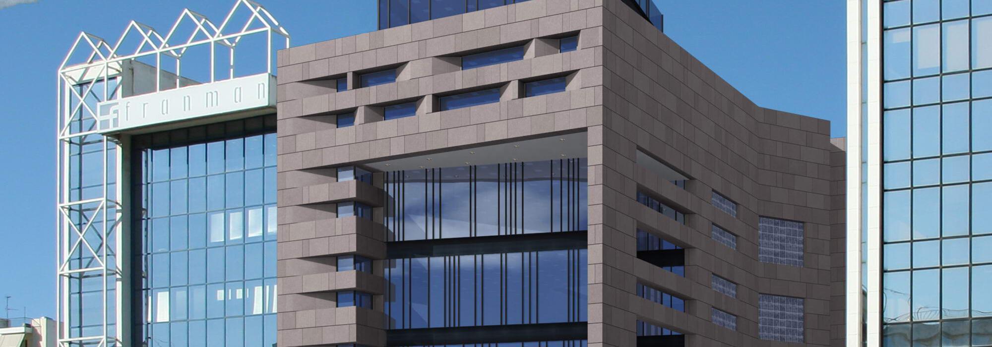 Λεωφόρος Συγγρού επαγγελματικό κτίριο γραφείων