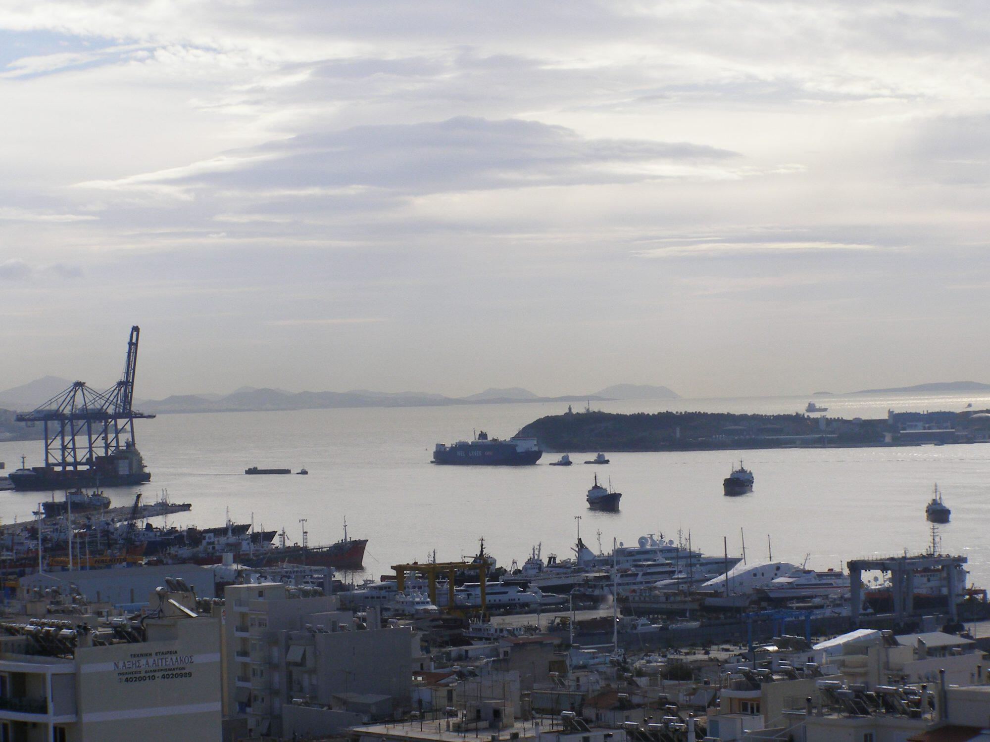 Additional 500 million euros worth of investments in the port of
